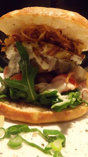 Helvetia Burger