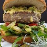 Burger Spargel essen Nördlingen