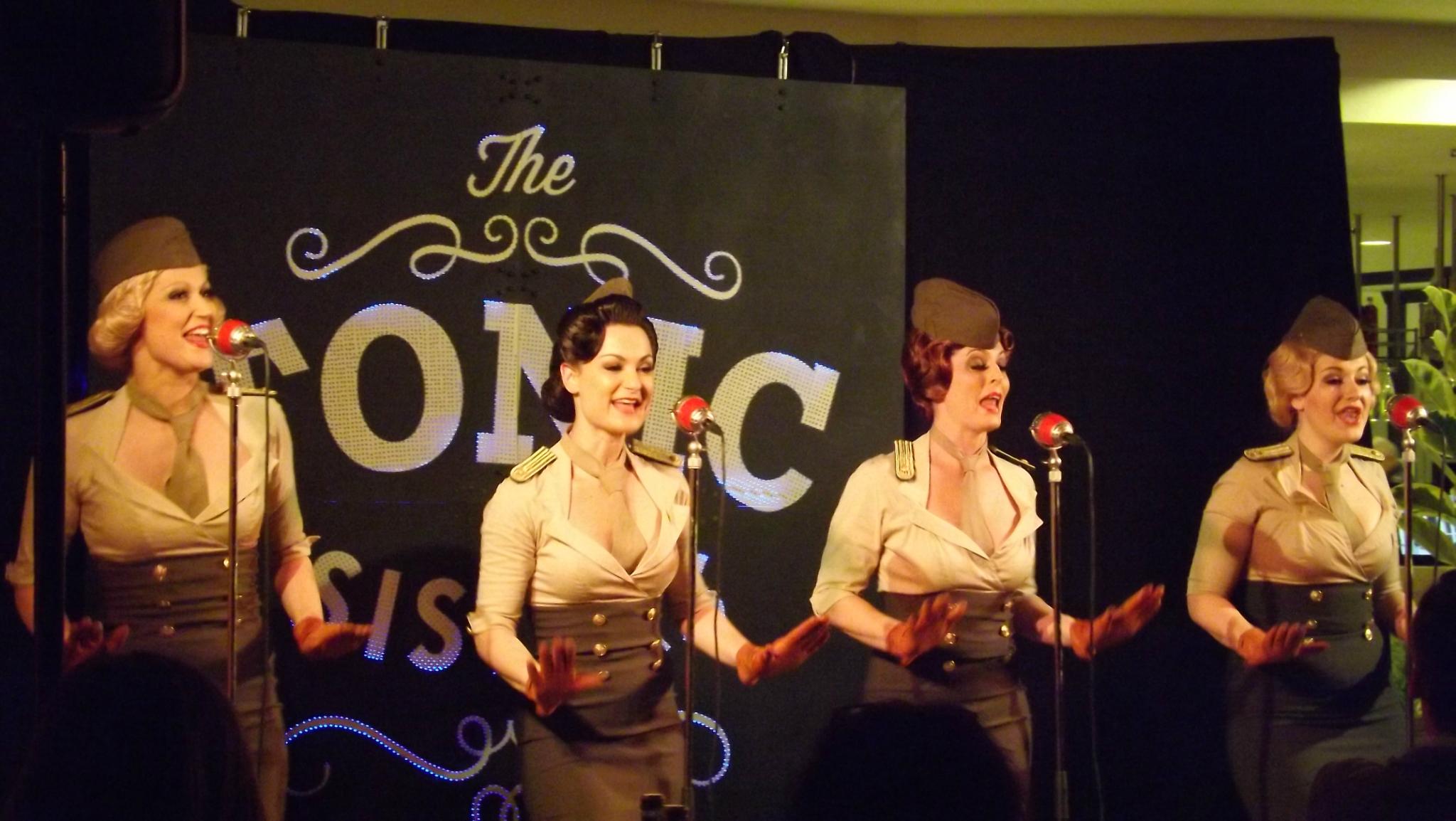 Genussrevue mit den Tonic Sisters